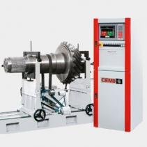 Máy phân tích và cân bằng động cho động cơ Z4500-TC Cemb