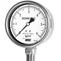P228 Wise Vietnam - Đồng hồ đo áp suất công nghiệp Wise