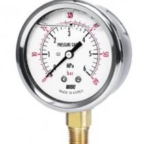 P254 Wise VietNam - Đồng hồ đo áp suất nước Wise Việt Nam