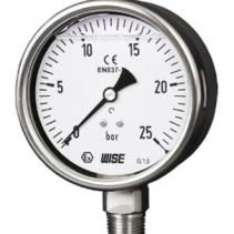 P258 Wise Vietnam - Đồng hồ đo áp suất nước P258 Wise