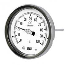 T110 Wise VietNam - Đồng hồ đo nhiệt độ Wise Control