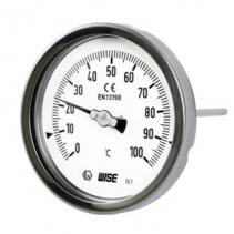 T111 Wise | Đồng hồ đo nhiệt độ hơi Wise