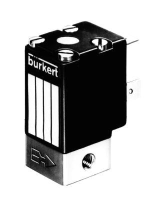 Van điện từ Burkert Type 0200 - Burkert VietNam
