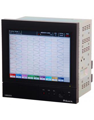 VM6800 Ohkura - Bộ ghi dữ liệu VM6800 Ohkura - Ohkura VietNam